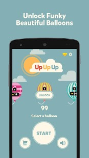 Up Up Up : Balloon Adventures- screenshot thumbnail
