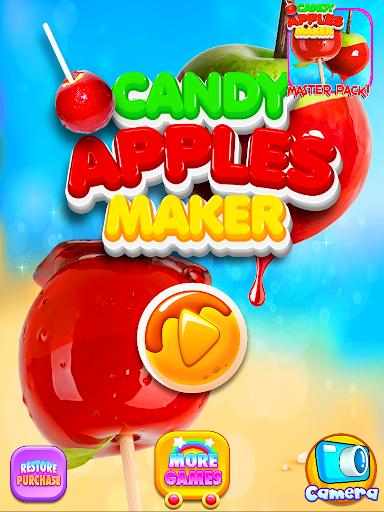 Candy Apples Maker - Kids Cooking Games FREE  screenshots EasyGameCheats.pro 1
