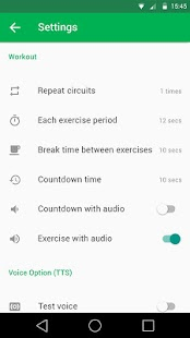 7 Minute Workout Pro- screenshot thumbnail