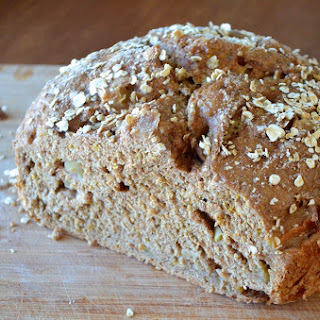 Whole Wheat Irish Soda Bread (Vegan Style)
