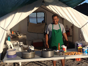 Photo: Master tour cook - Alberto