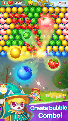 Bubble Fruit  screenshots 3