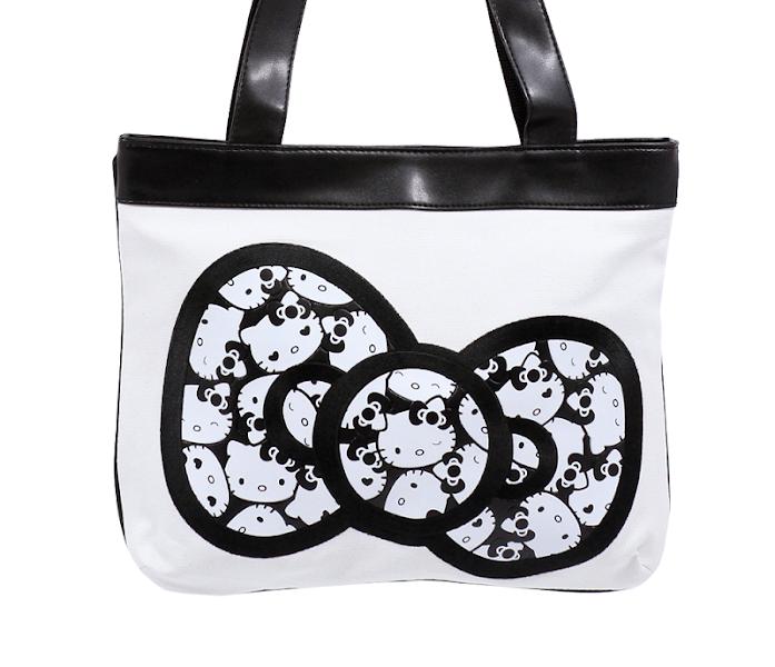 Photo: Hello Kitty White Tote http://bit.ly/M1CoGJ  Bag: Monochrome http://bit.ly/M1CoGJ
