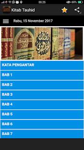 Kitab Tauhid - náhled