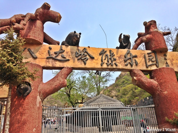 Great Wall of China | UNESCO | Guide | Badaling | Brown Bear Park Entrance