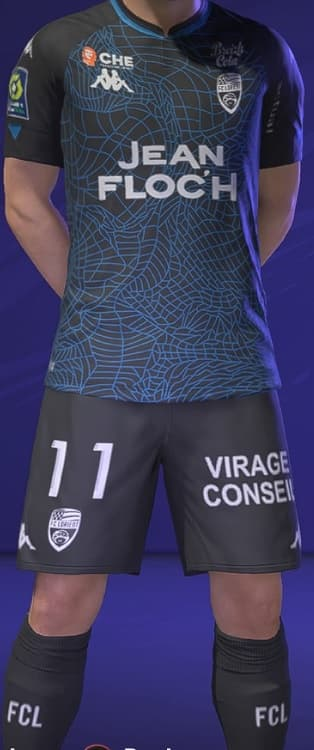 FIFA 21 FC Lorient Away kit