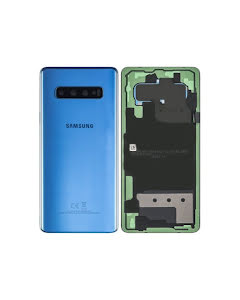 Galaxy S10 Plus Back Cover Blue