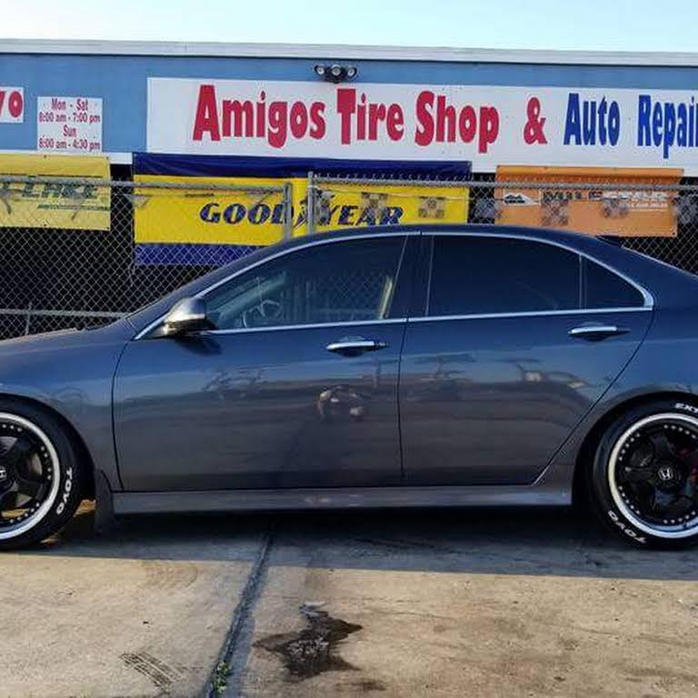 Amigos Tire Shop >> Amigo Tire Auto Repair Tire Auto Repair Shop In San Diego