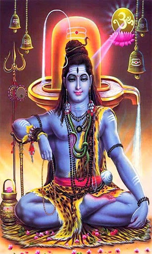 GOD SHIVA LIVE WALLPAPER