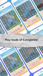 English Word Game - Offline Games