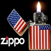 World Flags Zippo Lighter