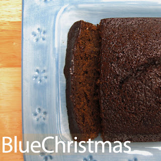 Tartine's Steamed Gingerbread Pudding.