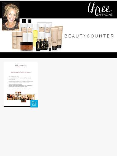 Beauty Counter Shannon Kaloper