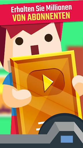 Vlogger Go Viral - Clicker astuce APK MOD capture d'écran 1