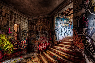 Photo: Just wanted to share a quick image taken this weekend with +Ricardo Lagosand +Michael Bonocorein San Francisco. This is the first of many #UrbEx  #HDR images to come from this location.  A huge thanks to Ricardo and Mike for offering to act as a human shield if anyone tried to shank us.