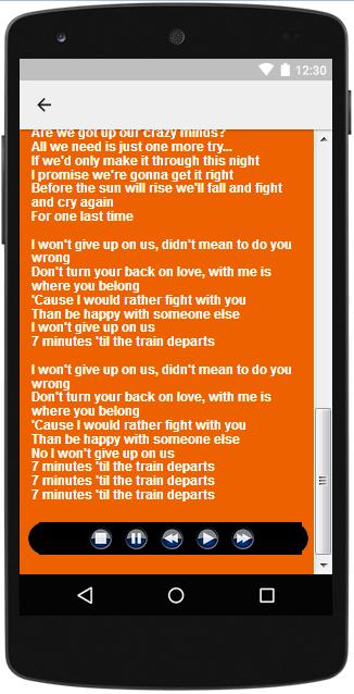 The Best Music & Lyrics Darren Espanto - Android Apps on Google Play