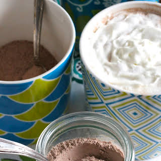 Homemade Instant Hot Cocoa Mix.