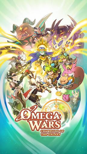 Omega Wars: les Champions de la Galaxie  code Triche 1