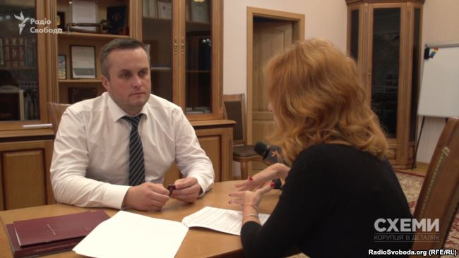 Керівник САП Назар Холодницький підтверджує, що Насіров порушив умови запобіжного заходу