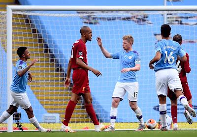 Manchester City applaudit, puis écrase un Liverpool en gueule de bois