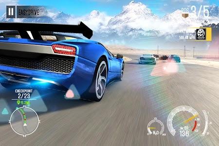 Racing Car City Speed Traffic 1.1
