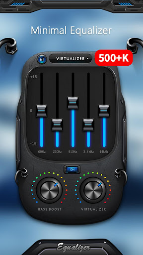 Music Equalizer & Sound Bass Booster for PC