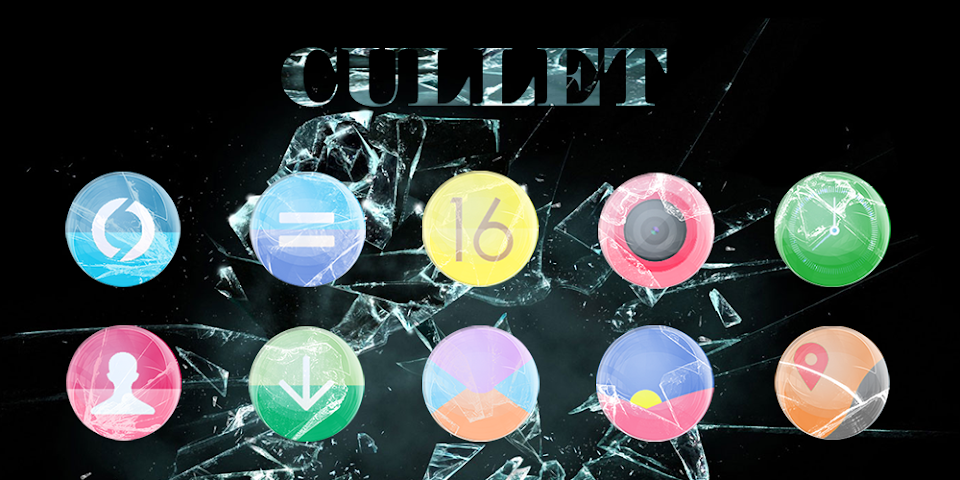 android Cullet-Solo Theme Screenshot 0
