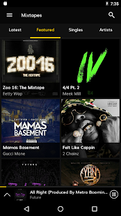 Savage · Mixtapes & Music- screenshot thumbnail