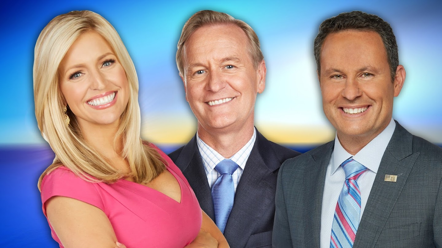 Watch FOX and Friends live