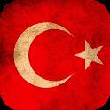 Turkey flag live wallpaper icon