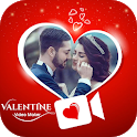 Valentine Video Maker icon