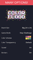 Screenshot of Color Flood