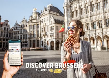 Discover Brussels, an APPetizing adventure