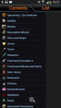 Télécharger Ultimate Guide To Minecraft  v0 9 68 APK pour
