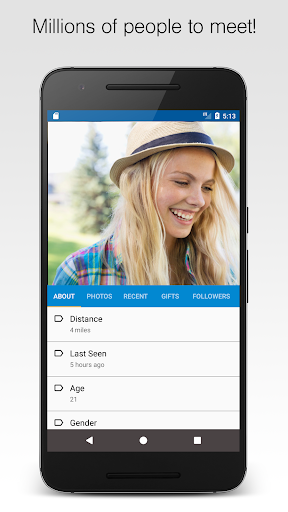 Nearby - Chat, Meet, Friend Apk 1