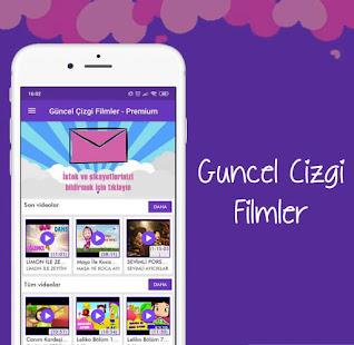 Download Güncel Çizgi Filmler - REKLAMSIZ For PC Windows and Mac apk screenshot 1