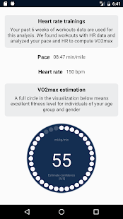 HRV4Training Screenshot