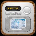 Rádios Gospel - AM e FM de Todo o Brasil icon