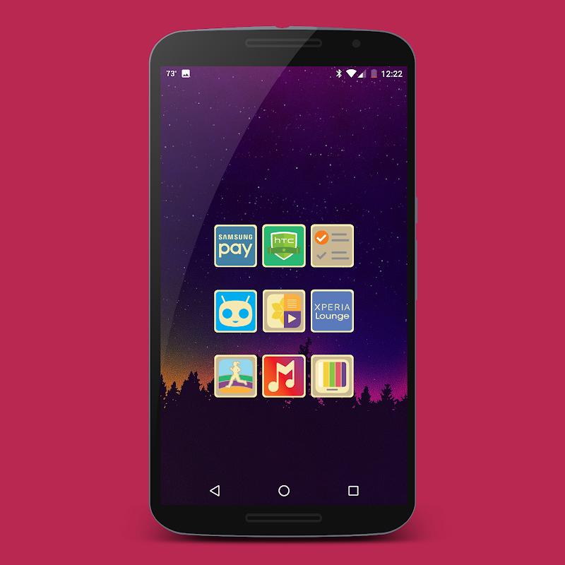 Retrofit Icon Pack Screenshot 11