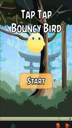 Tap Tap Bouncy Little Bird