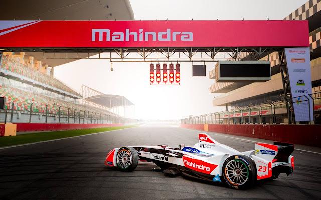 Mahindra Racing Tab