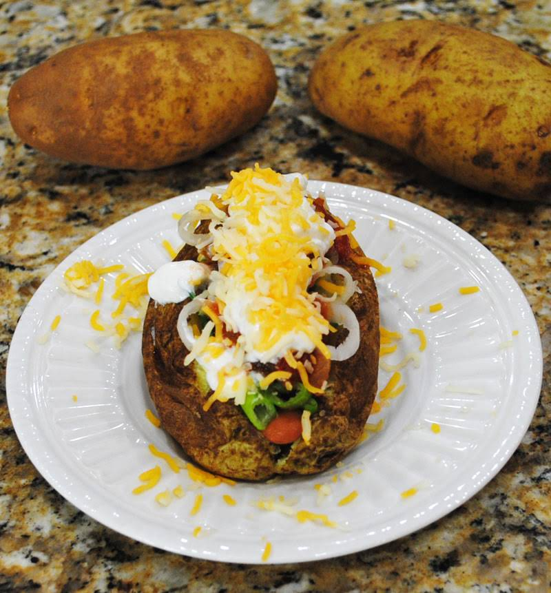 10 Healthy Ways To Cook With Potatoes: 10 Best Bake Cut Up Potatoes Recipes