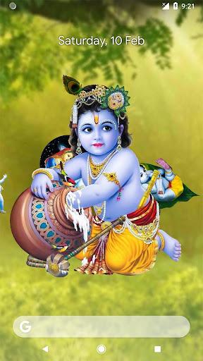 4d Little Krishna App Live Wallpaper Apk Download Apkpureco