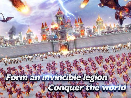 Magic Legion - Hero Legend Screenshot