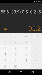 Calculator (JT) screenshot 0