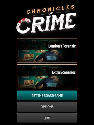Chronicles of Crime screenshots 17