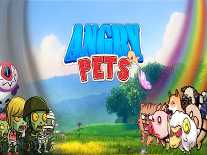 The Angry Pets: Shoot, Attack & Kill Zombies - náhled