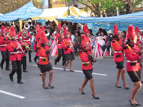 Photo: 1st of May High School Band