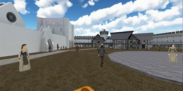 Northampton Castle VR for Cardboard 2.0- screenshot thumbnail