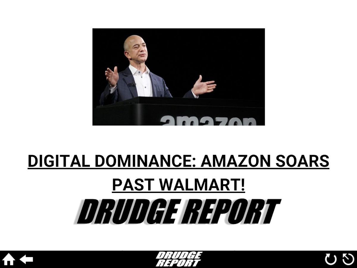 Drudge Report Android Apps On Google Play